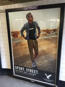 """Sport. Street. Stand-In."" (Photo by Ben Hauck)"